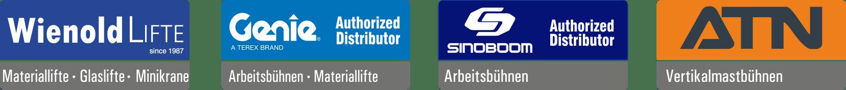 Sinoboom logos mit Wienold